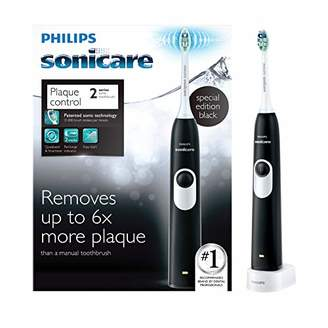 Sonicare Philips 2 Series plaque control rechargeable electric toothbrush