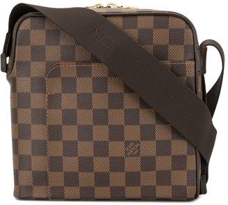 Louis Vuitton 2004 pre-owned Olaf PM crossbody bag