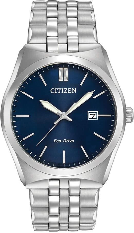 Citizen Women's Eco-Drive Stainless Steel Bracelet Watch 28mm EW2290-54L