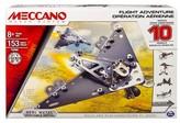 Meccano Multimodels - Flight Adventure 10 Model Set