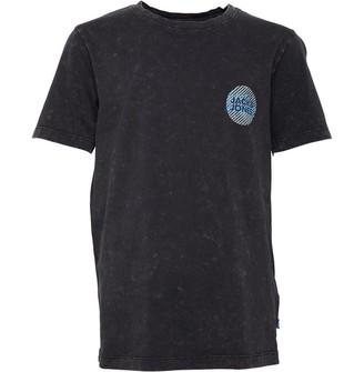Jack and Jones Boys JCO Derek Short Sleeve T-Shirt Black