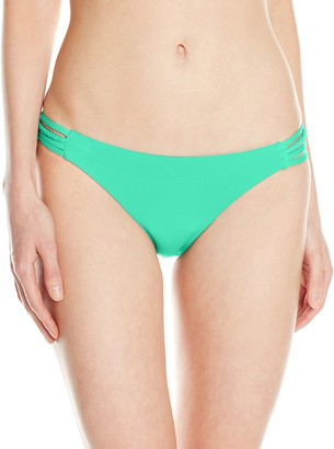 Roxy Women's Sunset Paradise Heart Bikini Bottom