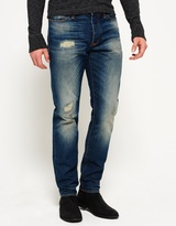 Superdry Biker Tapered Jeans