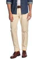 "34 Heritage Courage Mid Rise Straight Twill Pants - 30-36"" Inseam"