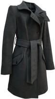 Pinko Grey Coat for Women