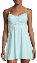 Cosabella Mommie Lace-Trim Maternity Babydoll