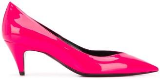 Saint Laurent Kiki low heel pumps