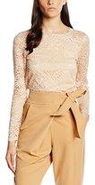 Vero Moda Women's Celeb Long Sleeve Lace Top
