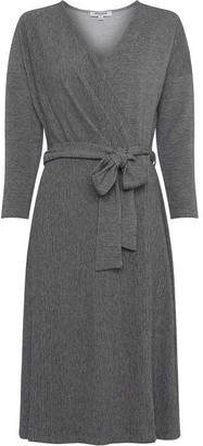 Great Plains Clara Ottoman Wrap Dress