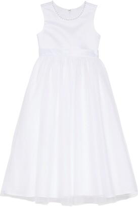 Lauren Marie Beaded First Communion Dress