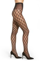 Pretty Polly Women's Diamond Fishnet Tights