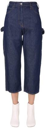 MM6 MAISON MARGIELA Cropped Jeans