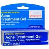 Walgreens Acne Treatment Gel