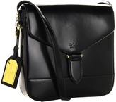 LAUREN Ralph Lauren - Dorian Crossbody (Black) - Bags and Luggage