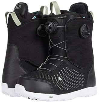 Burton Ritual LTD BOA(r) (Black) Women's Cold Weather Boots