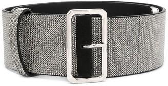 Ermanno Scervino Crystal-Embellished Belt