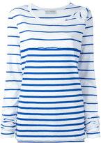 Faith Connexion striped blouse - women - Cotton - XS