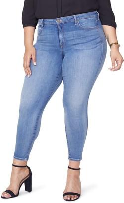 NYDJ Ami Ankle Skinny Jeans (Petite Plus)