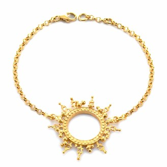 Annabelle Lucilla Jewellery Helios Bracelet Gold