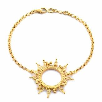 Helios Bracelet Gold