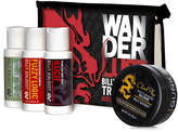 Billy Jealousy Men's Wanderlust Travel Grooming Set - 4 Pack