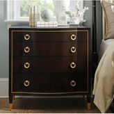 Lexington Carlyle Bunching Single 4 Drawer Bachelor's Chest