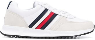 Tommy Hilfiger Signature Leather Lace-up sneakers