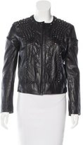 Givenchy Studded Leather Jacket