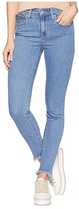 Levi's Womens 721 High Rise Skinny (Matter Of Fact) Women's Jeans