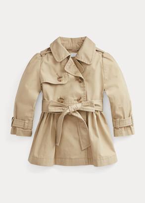 Ralph Lauren Water-Resistant Trench Coat