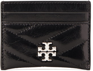 Tory Burch Kira Chevron Quilted Leather Card Case
