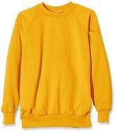 J Masters Schoolwear Boy's Unisex Crew Neck School Sweatshirt Jumper