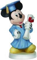 Precious Moments 144701 Disney Mickey Graduation Figurine