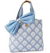 Mud Pie Jaipur Essential Bundle Diaper Bag in Bluebell