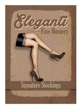 Eleganti Women's Diamond Sheen RHT stockings