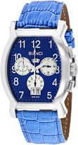 Roberto Bianci Mens Blue Bracelet Watch-Rb18620
