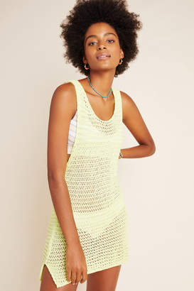 Tavik Crocheted Cover-Up Tunic