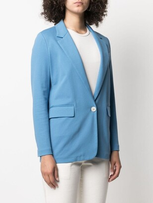 Circolo 1901 Single-Breasted Tailored Blazer