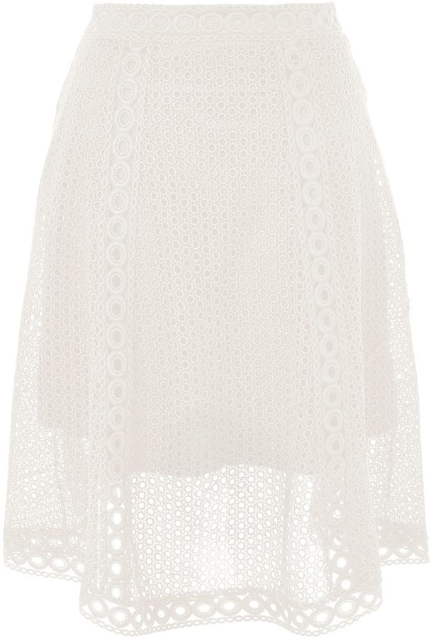 TFNC **Bartha Lace Skirt