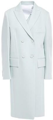 Joseph Bianco Double-breasted Twill Coat