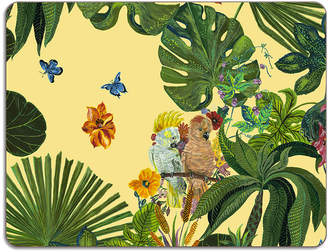 Avenida Home - Nathalie Lete - Jungle Table Mat - Cockatoo