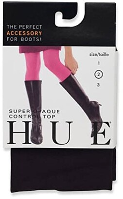 Hue Women's Super Opaque Control Top Tight