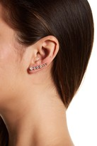Melinda Maria Julie Ear Climber & Stud Earrings Set