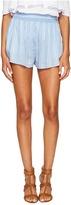 Show Me Your Mumu Serena Smocked Shorts Women's Shorts