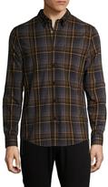 Ben Sherman Checkered Checkered Sportshirt