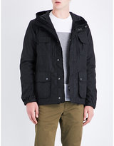 Barbour Delta waxed-cotton jacket