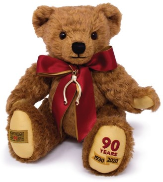 Merrythought 90th Anniversary Teddy Bear