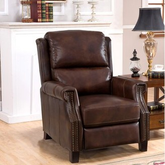 Leather Recliner Chair ShopStyle