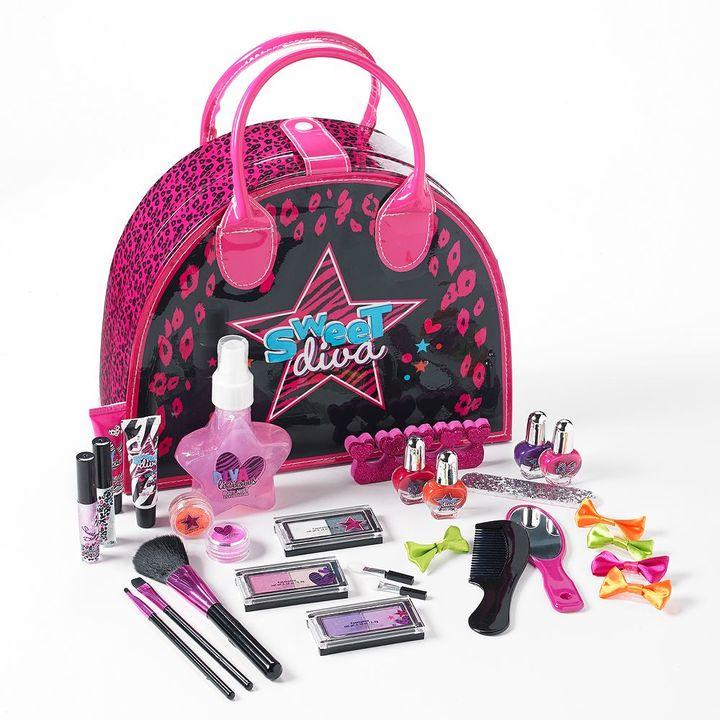 Pink Cookie Sweet Diva Cosmetics Set