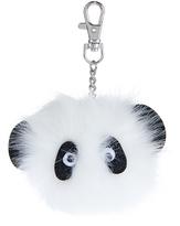 Accessorize Panda Fluffy Bag Charm